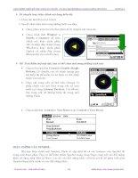Giáo trình Macromedia Flash: Hướng dẫn tạo mặt nạ hình tròn màu cho layer phần 5 doc