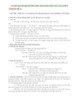 11 chuyên đề bồi dưỡng học sinh giỏi môn ngữ văn lớp 8