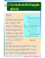 Bài giảng thiết kế hệ thống điện ( ĐH Sư phạm kỹ thuật Tp HCM ) - Phần 4 pot