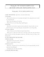 Chương III : VÉC TƠ TRONG KHÔNG GIAN QUAN HỆ VUÔNG GÓC TRONG KHÔNG GIAN ppsx