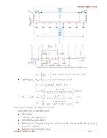 Giáo trình cơ điện: Hệ thống chịu tải và áp suất trong xây dựng cầu dầm phần 4 pot