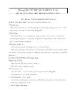 Chương III : VÉC TƠ TRONG KHÔNG GIAN QUAN HỆ VUÔNG GÓC TRONG KHÔNG GIAN pot