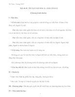 ÔN TẬP CHƯƠNG II – GIẢI TÍCH 12 pps