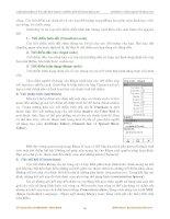 Giáo trình hướng dẫn kỹ thuật ghép ảnh bằng dòng lệnh gán trong Macromedia flash phần 5 docx