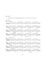 Tự học đánh trống part 9 pot