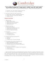 Logistics supply chain transport management phần 2 pdf