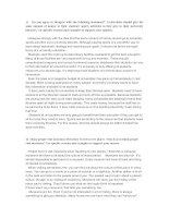 Những bài luận tiếng anh hay (11-20) pdf