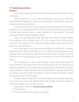 tài liệu thi công chức anh văn 2014  reading comprehension