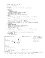 HÌNH HỌC 11_ĐƯỜNG THẲNG VUÔNG GÓC VỚI MẶT PHẲNG pdf
