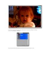 Giáo trình photoshop: Tổng hợp những bài viết hay về đồ họa vi tính phần 8 pdf