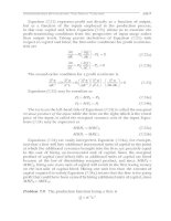 Managerial economics theory and practice phần 5 pptx