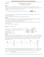 30 đề thi học sinh giỏi vật lí lớp 9 ( có đáp án)