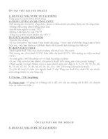 tài liệu ôn thi công chức thuế của chi cục thuế tp hồ chí minh