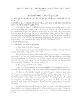TÀI LIỆU ôn THI TUYỂN DỤNG cán bộ CÔNG CHỨC THUẾ (PHẦN 2)