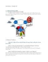 tìm hiểu về các trang mạng, ví điện tử, thẻ tín dụng