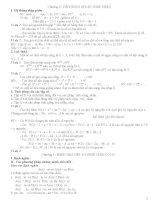 Chuyên đề bồi dưỡng HSG Số học