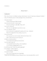 Advanced Phrasal Verbs Practice 2
