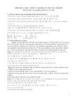 Ứng dụng công thức tính số phần tử của tập hợp để giải bài toán suy luận