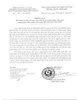 Nội dung ôn tập, nội quy, quy chế thi tuyển dụng viên chức ngạch giáo viên, nhân viên quận Bác Từ Liêm năm 2014