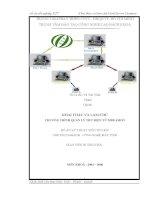 đồ án tốt nghiệp khai thác và làm chủ mail server deamon
