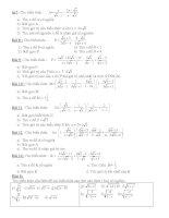 tổng hợp đề thi học kì toán 9