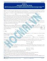 đề thi môn vật lý lớp 12