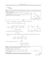 Bồi dưỡng môn vật lý lớp 10 ( những kiến thức hay và khó)