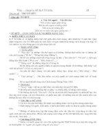 tài liệu ôn thi đại học môn văn chuyên đề thơ Tố Hữu