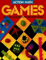Games action maths for Toddlers