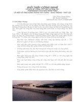 GIỚI THIỆU CÔNG NGHỆ CỪ BẢN BÊ TÔNG CỐT THÉP DỰ ỨNG LỰC VÀ MỘT SỐ ỨNG DỤNG TRONG XÂY DỰNG, GIAO THÔNG, THUỶ LỢI