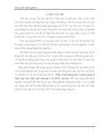 sáng kiến kinh nghiệm - Một số nội dung khó và biện pháp tổ chức dạy học hiệu quả chương I, II SGK Tin học 12