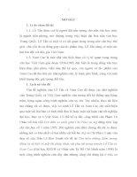 tóm tắt luận án tiến  sĩ  so sánh văn xuôi tự sự của lỗ tấn và nam cao