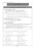 tài liệu ôn tập hình học - đại số lớp 10 tham khảo hay (8)