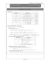 tài liệu ôn tập hình học - đại số lớp 10 tham khảo hay (5)