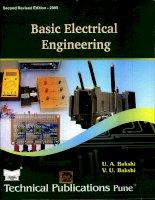 U a bakshi, v u bakshi basic electrical engineering  2009hay(docngay)