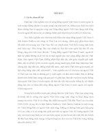 tóm tắt luận án tiến sĩ đời sống văn hóa tinh thần của cộng đồng người việt ở đông bắc thái lan (trường hợp tỉnh sakôn nakhon)