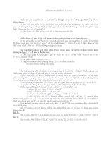 BI KÍP HÌNH HỌC KHÔNG GIAN 11  CHUYÊN SƯ PHẠM