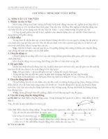 Tóm tắt lý thuyết và bài tập có lời giải chương 1 Vật lý lớp 10