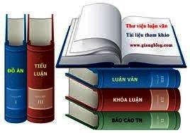 Chuyên đề tốt nghiệp: Phân tích hiệu quả sử dụng vốn kinh doanh tại công ty TNHH một thành viên sản xuất và thương mại Minh Chiến