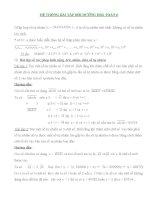 Hệ thống bài tập bồi dưỡng HSG toán 6