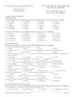 Practice test grade 10