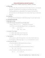 Giáo án bồi dưỡng học sinh giỏi toán lớp 6