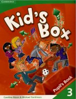 kid''s box 3 pupil''s book