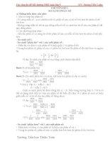 Các chuyên đề bồi dưỡng HSG toán lớp 5