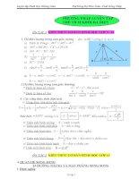 100 bài hình học không gian về thể tích