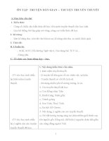 Giáo án bồi dưỡng ngữ văn 6