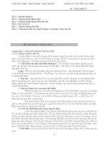 Bài tập cơ bản vật lí 10 động học chất điểm
