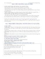 giáo án lý 7 cả năm 2 cột trọn bộ - gv lê quang hòa trường thcs lê hồng phong