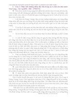 Câu hỏi ôn tập và trả lời môn Lý luận chung về Nhà nước và Pháp luật Việt Nam