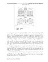 đề tài thiết kế kho silô bảo quản thóc